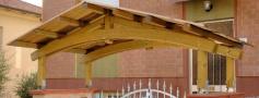 copricancello in legno a roma