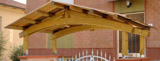 Copricancello legno roma modello Luxor