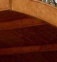 Carport, copertura auto roma Kerto dettaglio