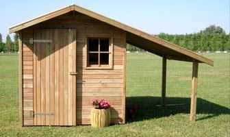 Casetta In Legno Giardino : Casetta da giardino in legno a roma modello roby