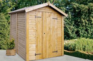 Casetta da giardino in legno a roma modello siracusa for Perline legno obi