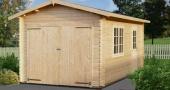 garage in legno a roma