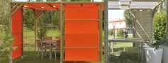 pannello in legno a roma modello Baku - anteprima