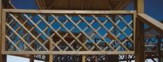 carport in legno a roma