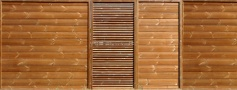 pannello in legno a roma modello Thermowood - anteprima
